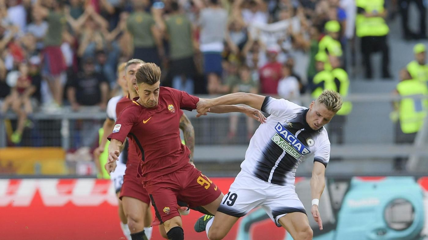 Serie A, le pagelle di Roma-Udinese 3-1