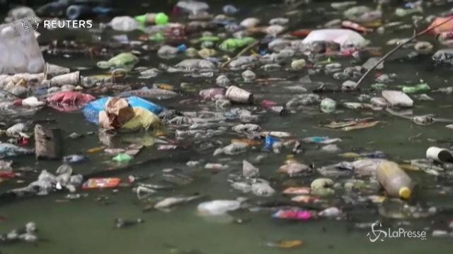 Greenpeace: abolire la plastica per salvare gli oceani