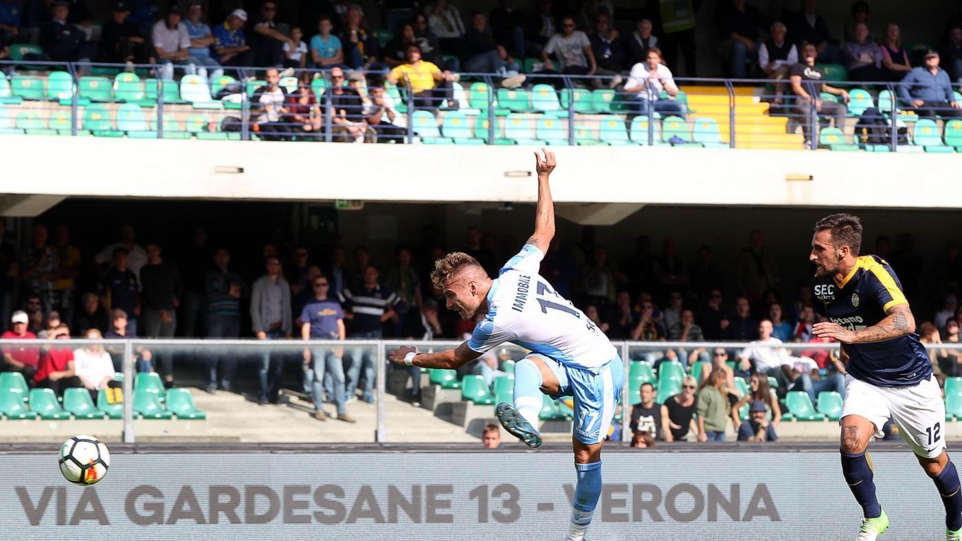 Serie A, Inter-Genoa 1-0. Verona-Lazio 0-3 e le altre