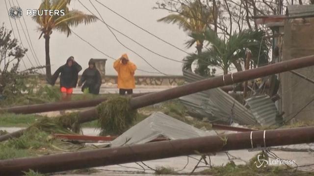 Cuba dopo il passaggio di Irma