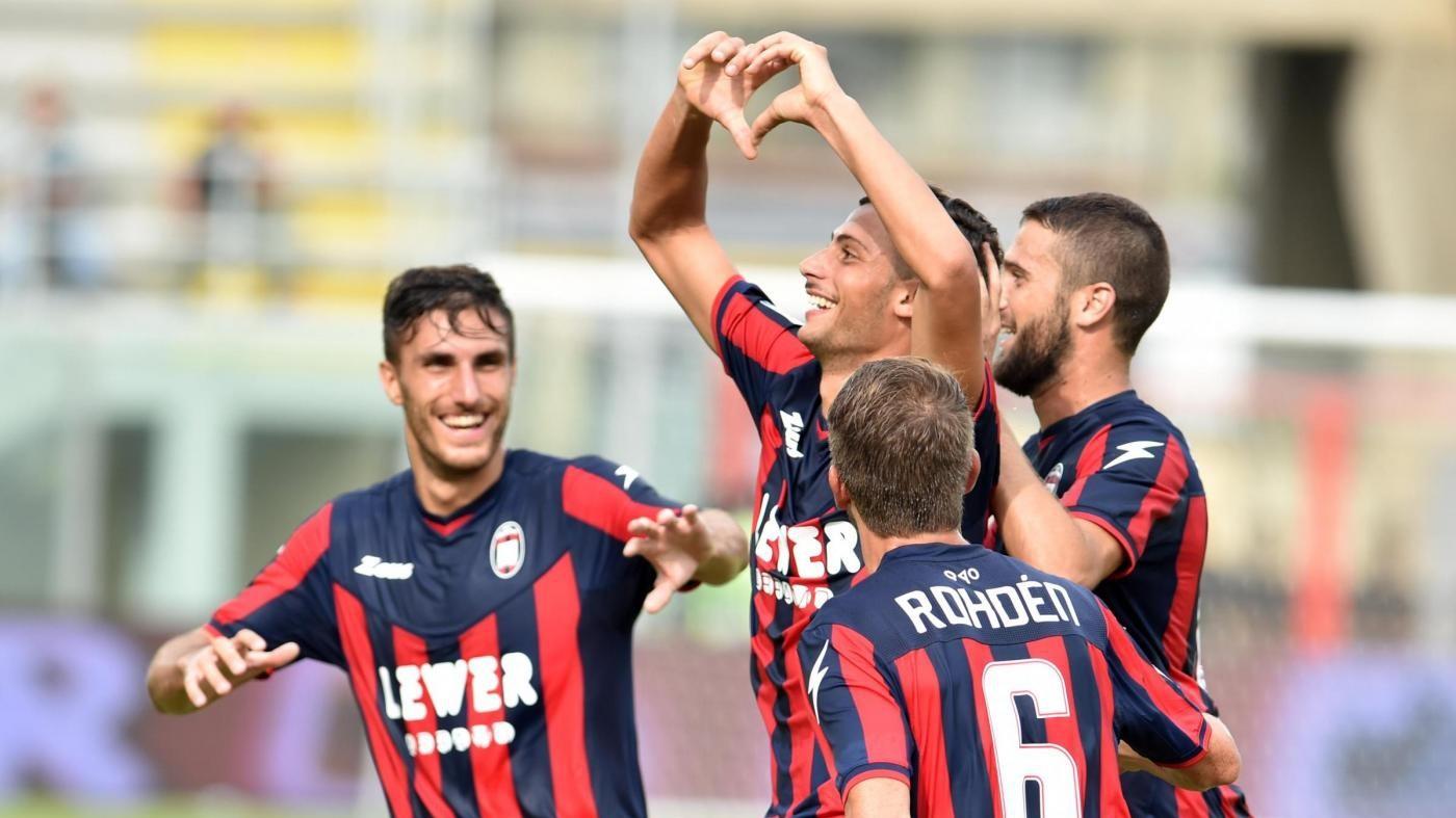 Serie A, primo squillo Crotone: 2-0 al Benevento, Nicola respira