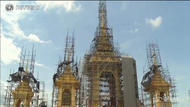 Thailandia: quasi ultimato tempio per cremazione del re Bhumipol