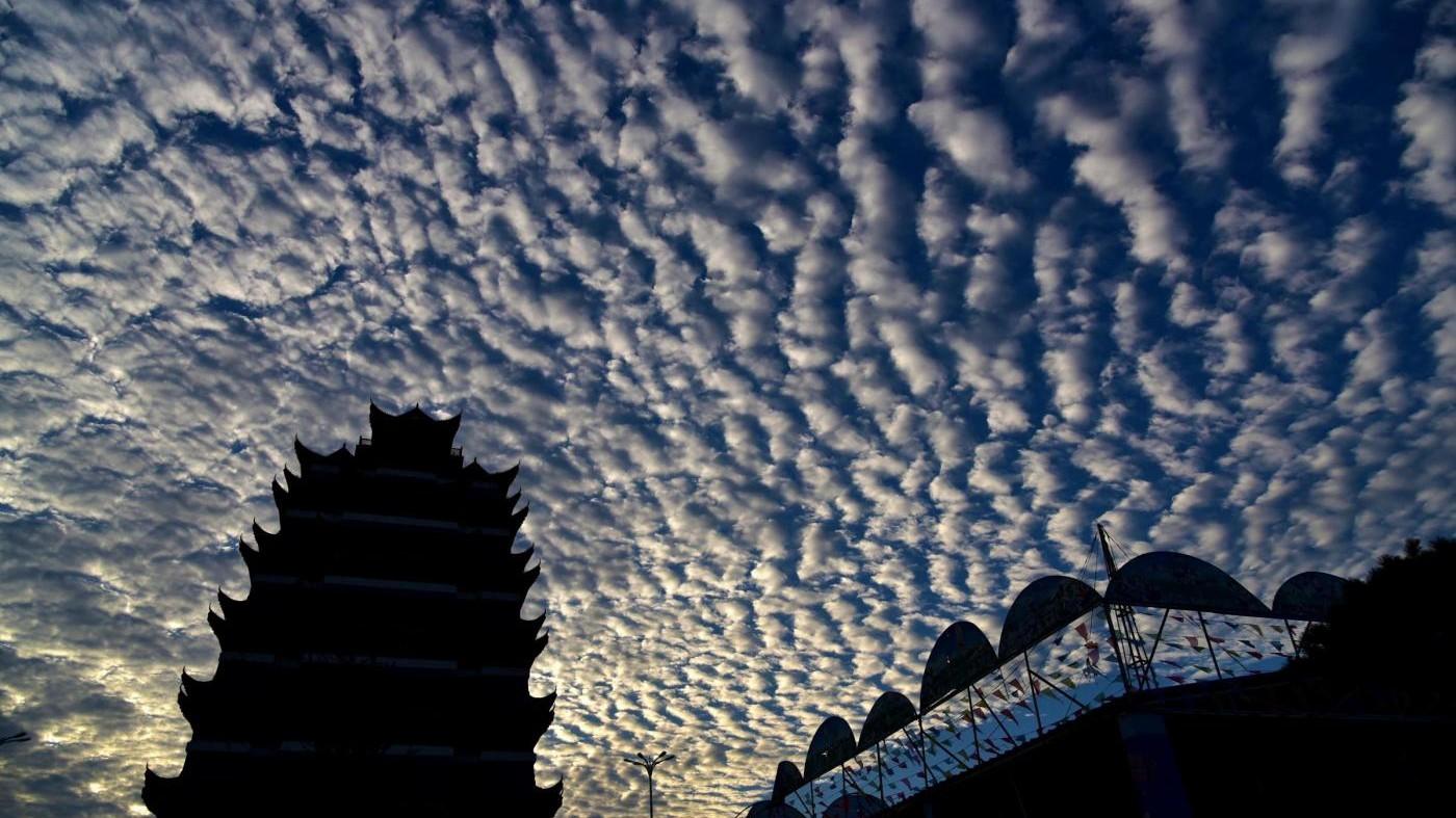 Meteo, nuvole autunnali nei cieli di tutta Italia