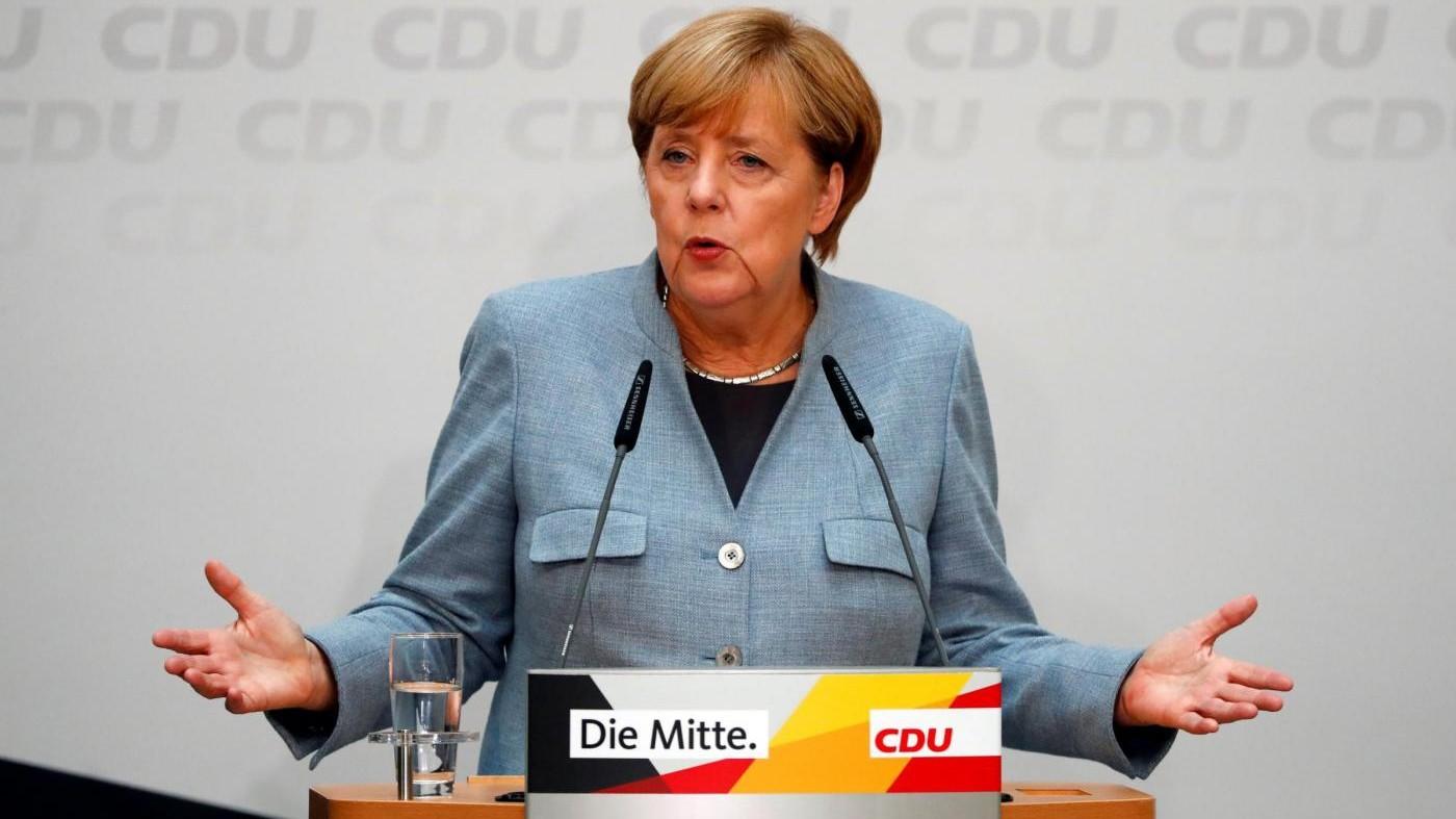 Germania, ipotesi di governo a tre. Verso l'accordo Cdu-Csu con Verdi e Fdp