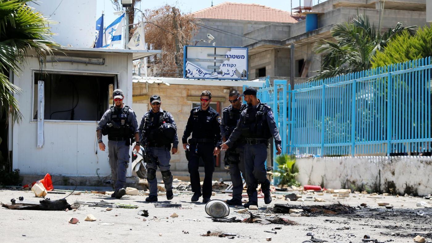 Cisgiordania, uccisi in un attacco tre guardie frontiera israeliane