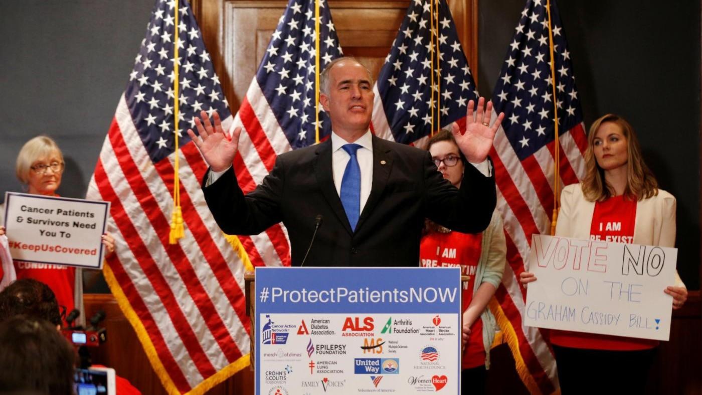 Arriva terzo 'no' repubblicano e naufraga abolizione Obamacare