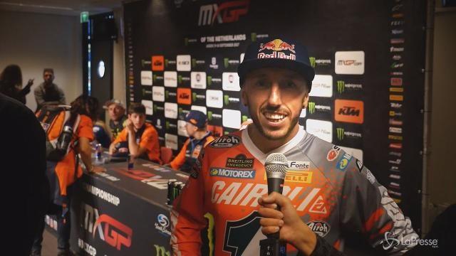 Motocross, Mxgp: Tony Cairoli vince il 9 titolo mondiale ad Assen