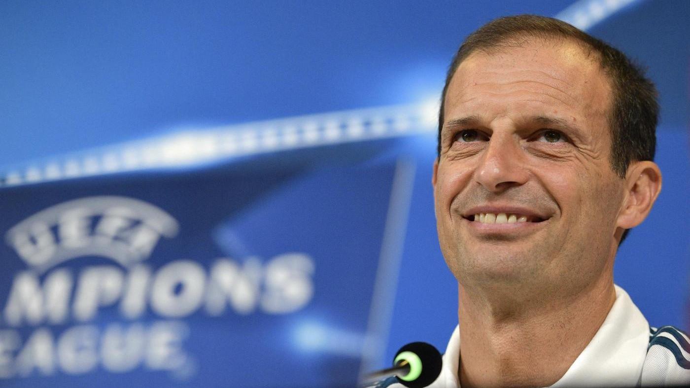 Champions League, Allegri verso Juve-Olympiacos con il dubbio Higuain
