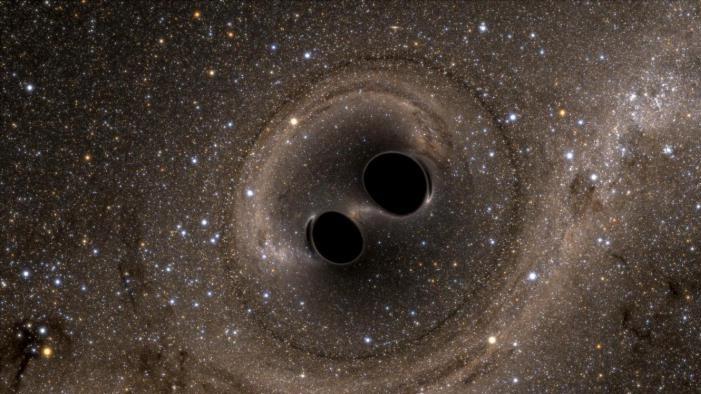 Catturata quarta onda gravitazionale: comincia una nuova astronomia