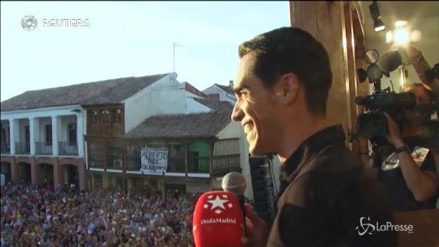 Contador si ritira, Pinto abbraccia il suo campione