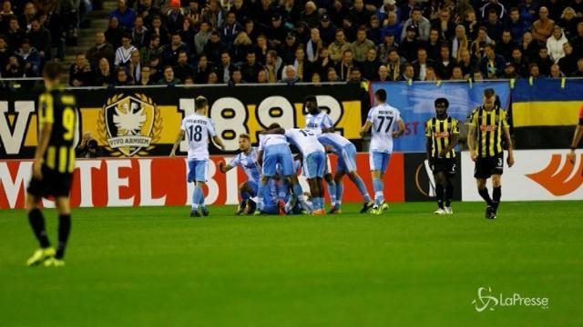 Calcio, riscatto delle italiane in Europa League