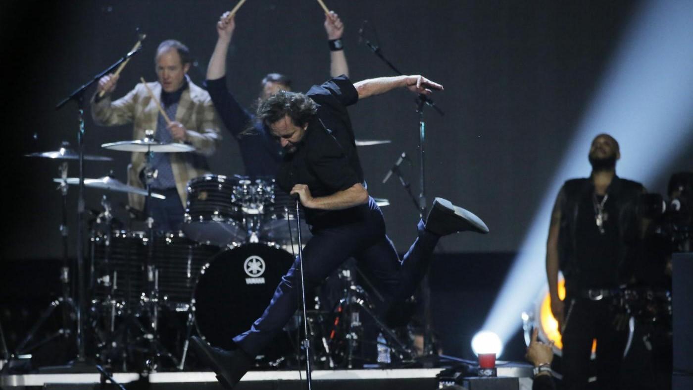 Tornano i Pearl Jam con il docu-film 'Let's Play Two'