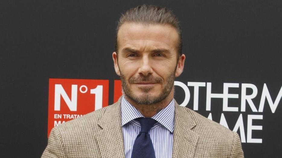 """Beckham: """"Sono tifoso Milan, in rossonero un solo anno ma speciale"""""""