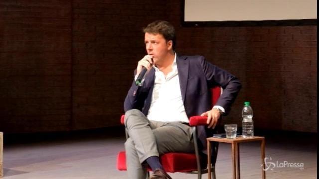 """Consip, Renzi: """"Scandalo nato per colpire me"""""""