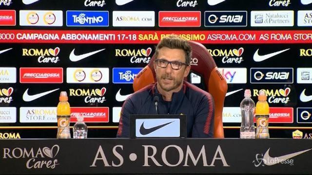 """Di Francesco: """"D'Alema? Lui grande esperto di vittorie…"""""""