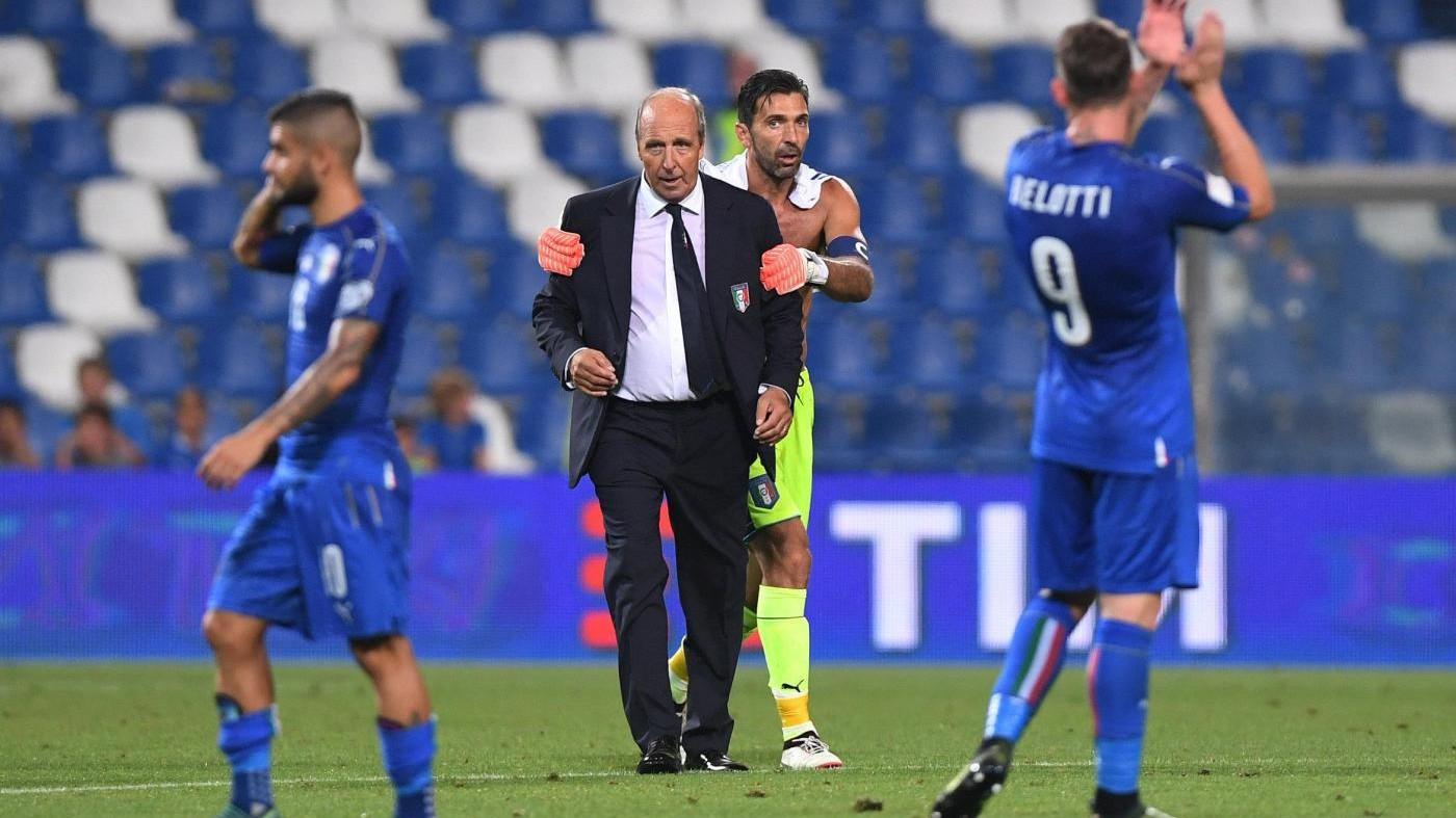 Nazionale, per Albania e Macedonia, Ventura chiama anche Simone Verdi