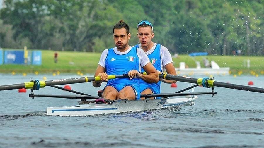Mondiali Canottaggio, storico oro per l'Italia nel due senza maschile