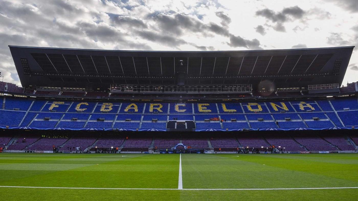 """Barcellona annuncia: """"Gara con Las Palmas si gioca a porte chiuse"""""""