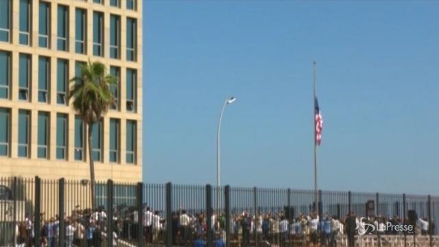 Usa valutano chiusura ambasciata a Cuba