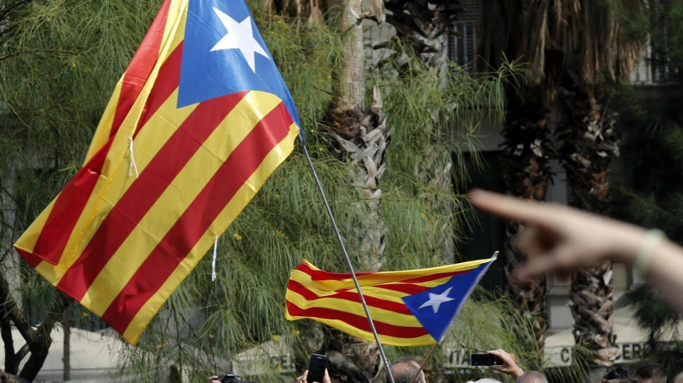 Catalogna, l'esperto: Il vero problema sarebbe l'uscita dalla Ue