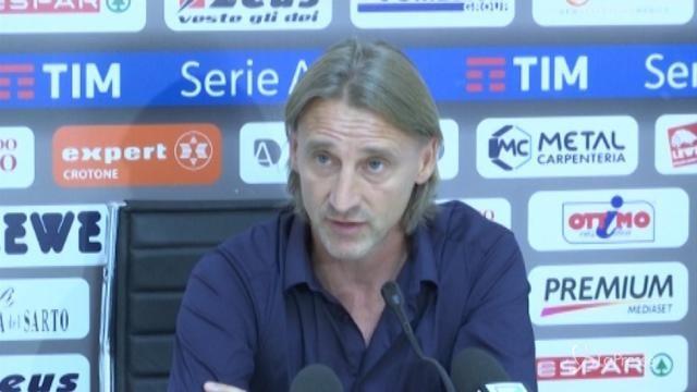 """Nicola: """"Atalanta squadra rognosa, ho grandissima fiducia nei ragazzi"""""""