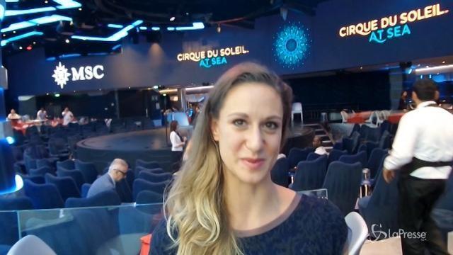 "Beatrice Zancanaro: ""Io danzatrice-musa al Cirque du Soleil"""
