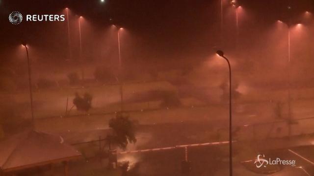 L'uragano Maria fa le prime vittime