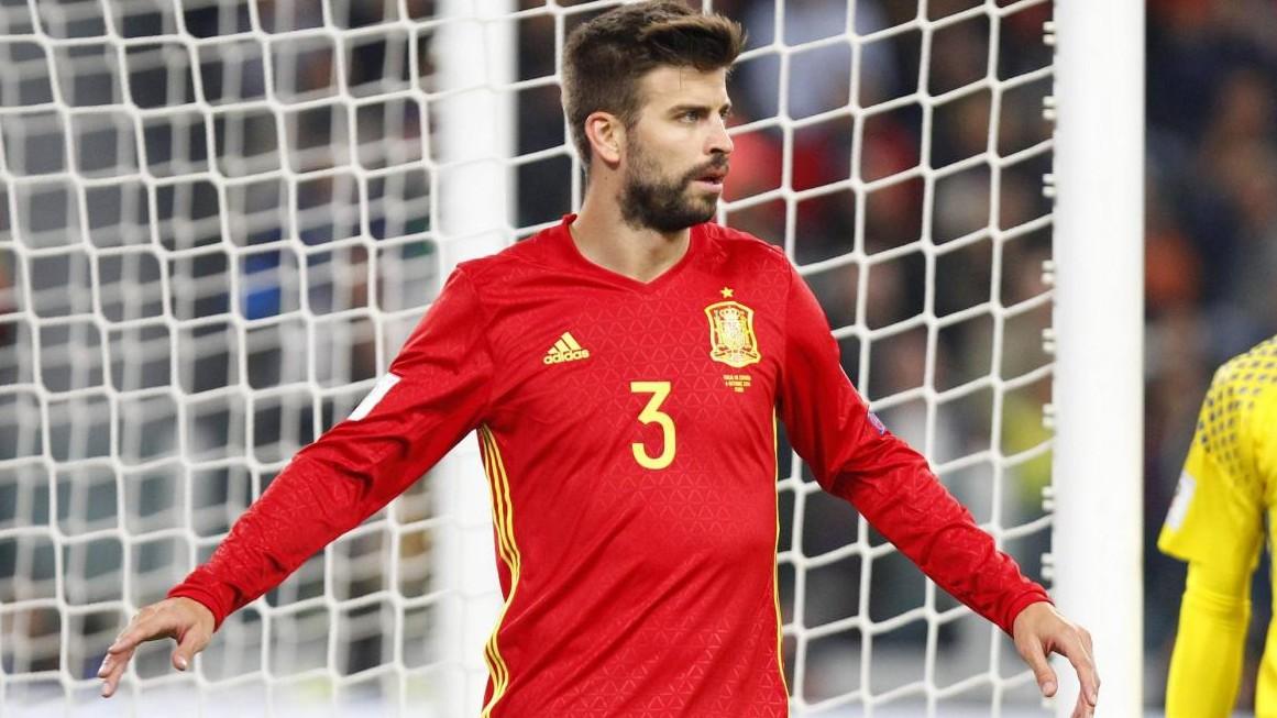 """Piqué resta in Nazionale: """"Io indipendentista, ma darò tutto per la Spagna"""""""
