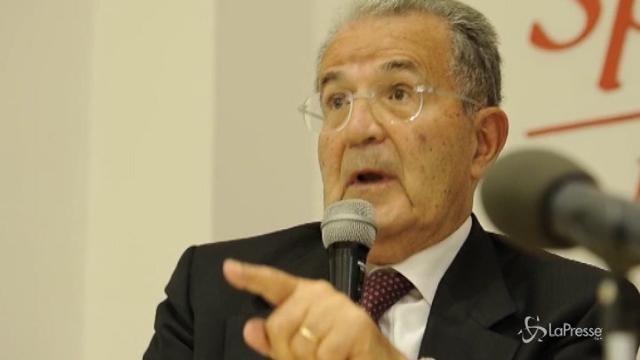 """Prodi: """"Attenzione a chi manipola la verità"""""""