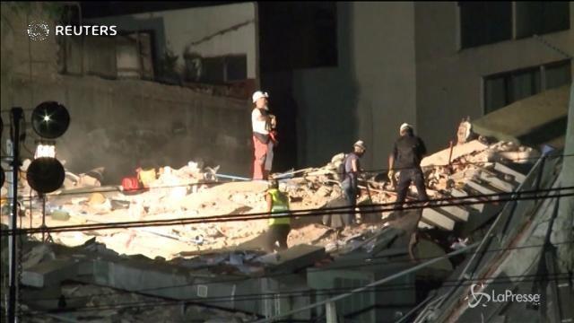 VIDEO Terremoto Messico, 50 sopravvissuti estratti dalle macerie
