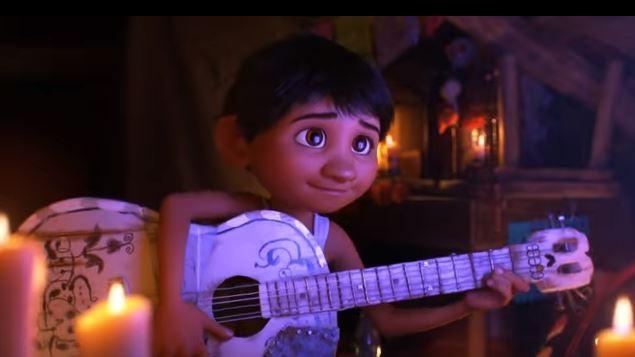 Alla ricerca della musica con Coco, il nuovo film Disney Pixar di Natale / Trailer