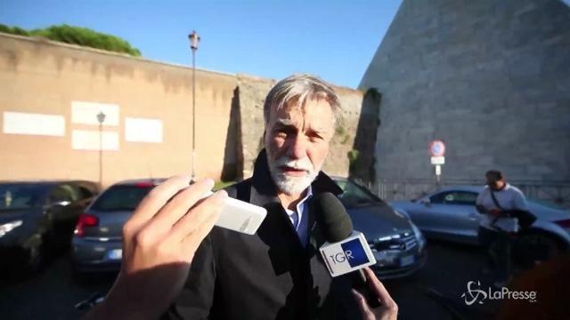 """Delrio: """"A Roma il Grande Raccordo Anulare della bicicletta"""""""