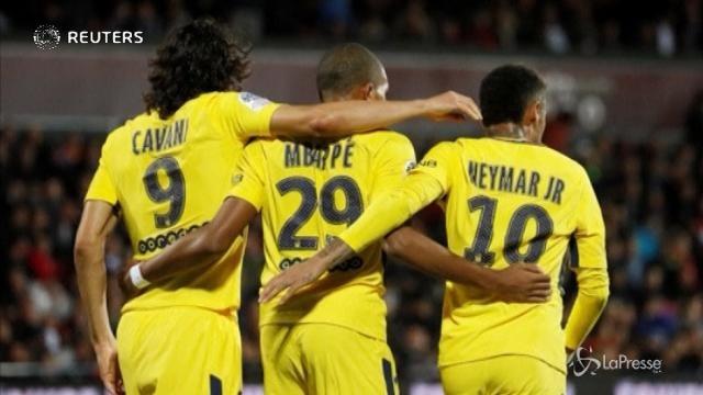 Psg: Cavani e Neymar fanno pace
