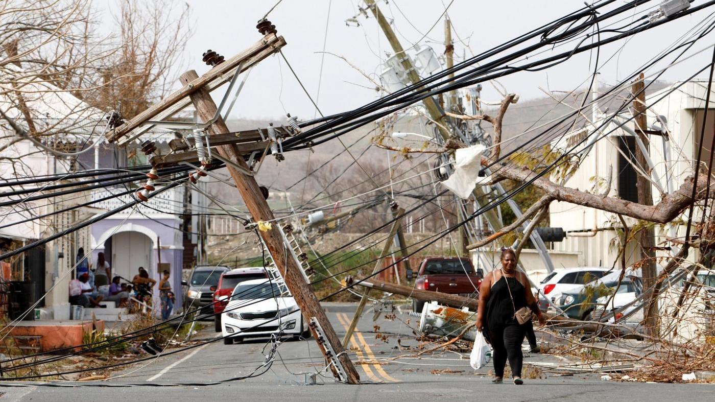 """""""Irma, la tempesta perfetta"""", domenica sera su Discovery Channel"""