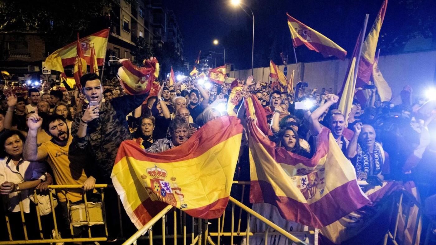 Le prime imprese lasciano Barcellona per spostarsi a Madrid