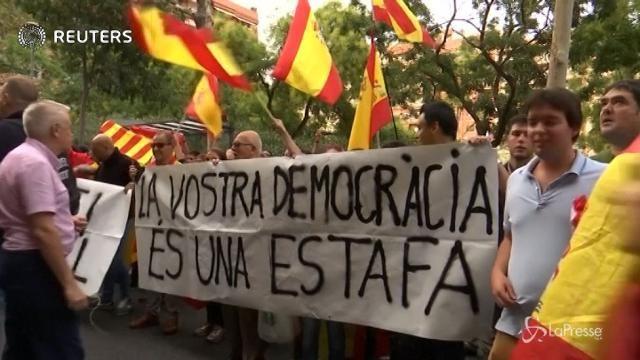 Madrid vuole il controllo della polizia catalana