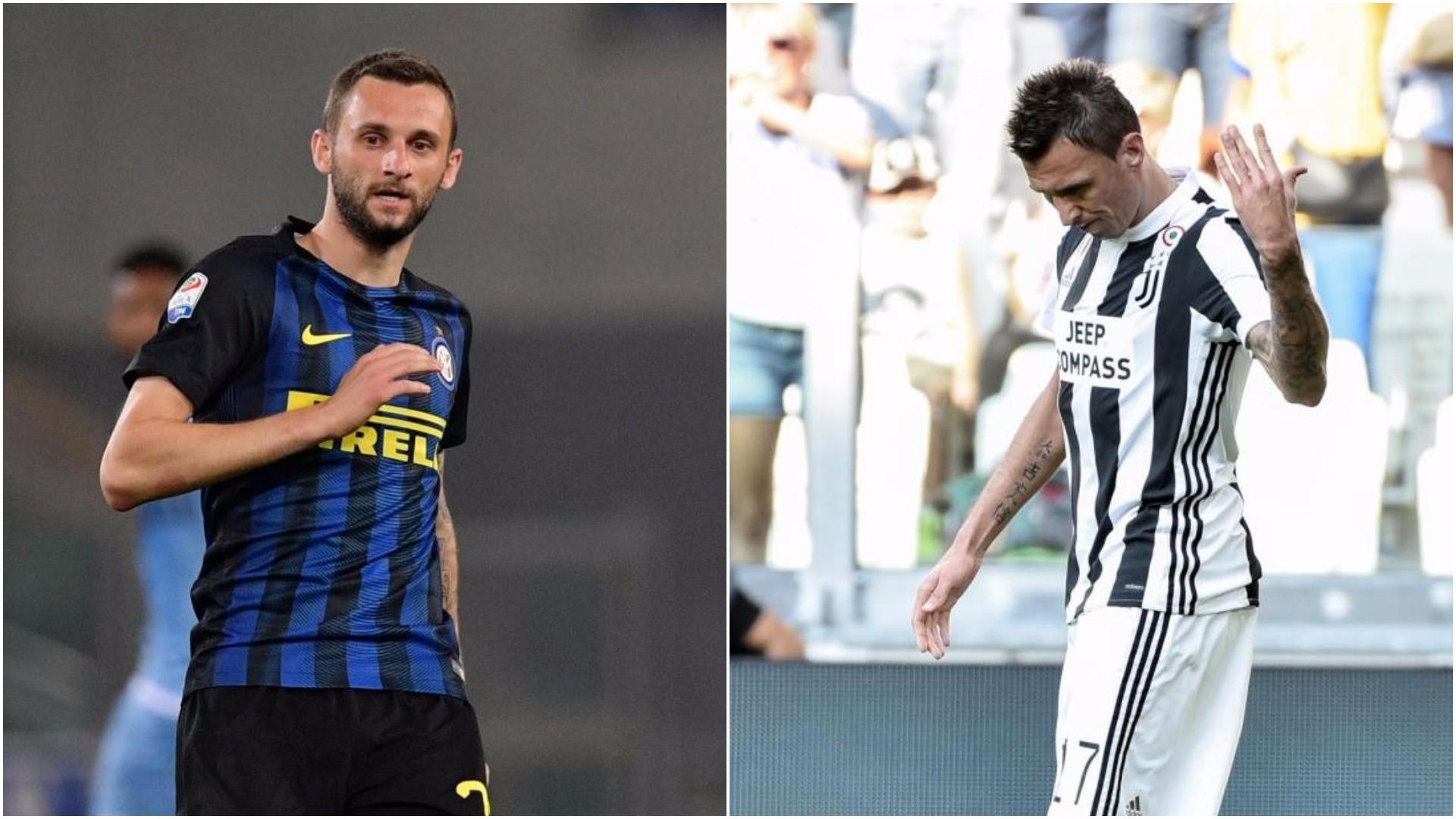 Inter e Juve tremano: Brozovic e Mandzukic ko dopo Croazia-Finlandia