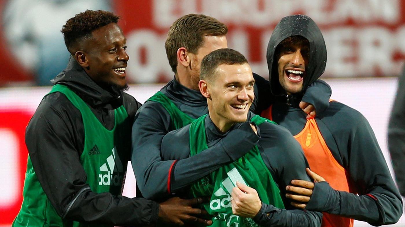 Qualificazioni Mondiali, il Belgio batte la Bosnia, l'Italia accede ai playoff
