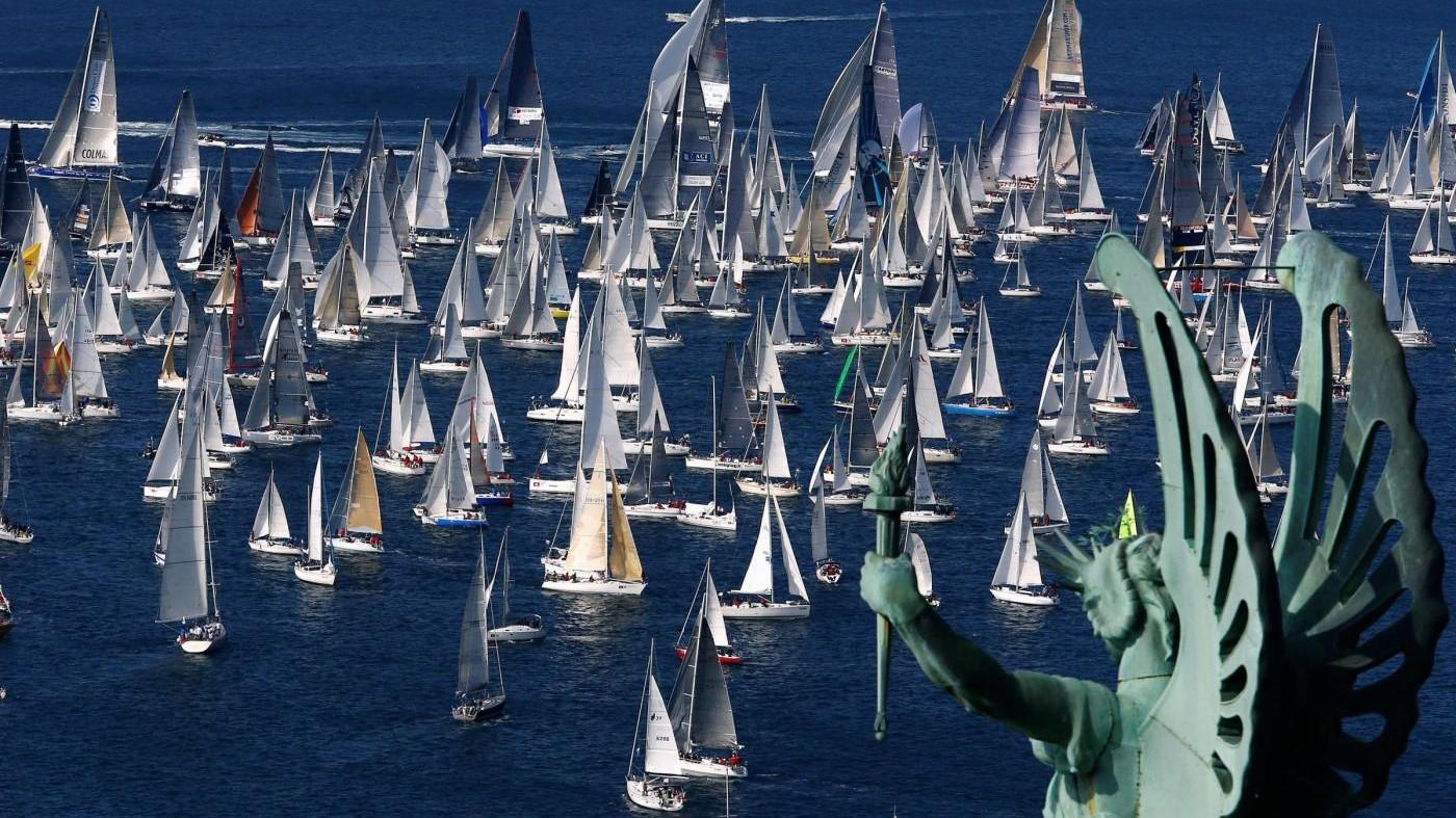 Trieste da record, la Barcolana è la regata più affollata al mondo