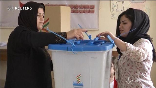 VIDEO In Kurdistan si vota per l'indipendenza