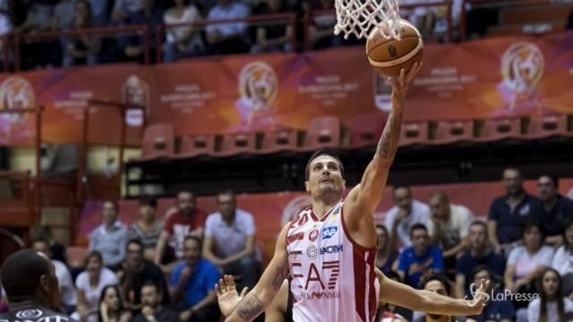 All'Olimpia la Supercoppa di basket