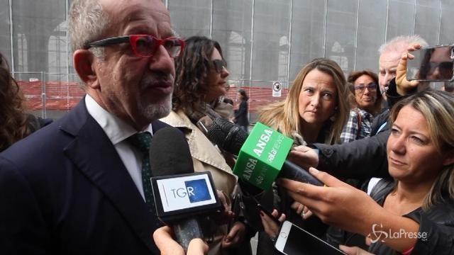 """Agenzia del farmaco, Maroni: """"La candidatura di Milano è la più forte"""""""
