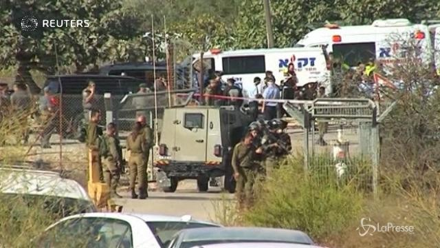 VIDEO Israele, tre soldati uccisi in Cisgiordania