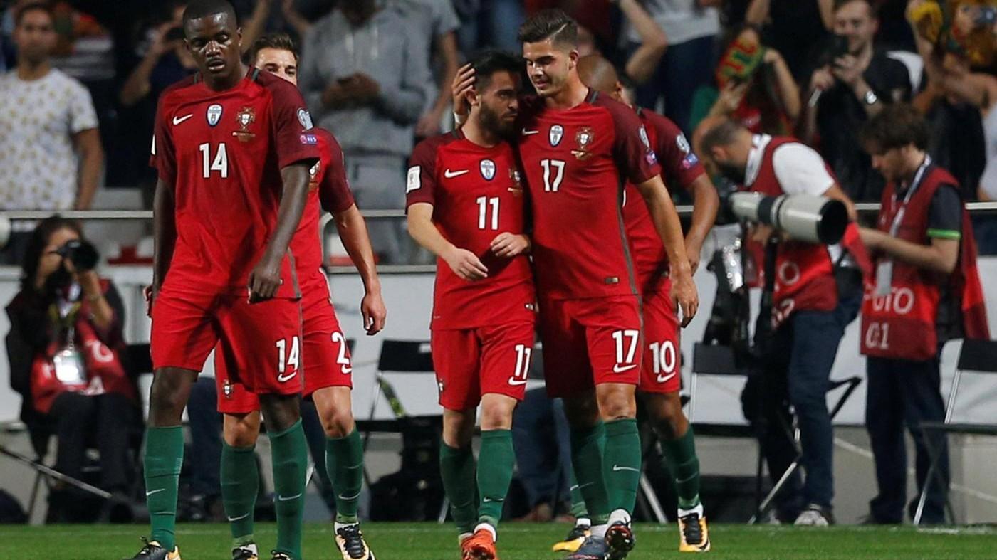 Portogallo ai Mondiali, Svizzera ai playoff. Francia qualificata