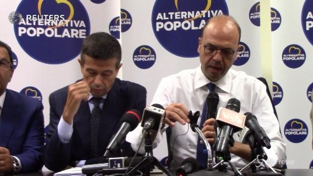 """Ius Soli, stop di Alfano: """"Votarlo adesso sarebbe un errore"""""""