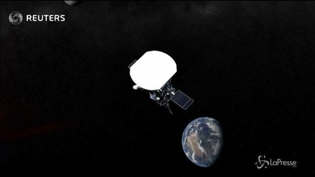 L'astronave della Nasa si prepara a toccare il sole