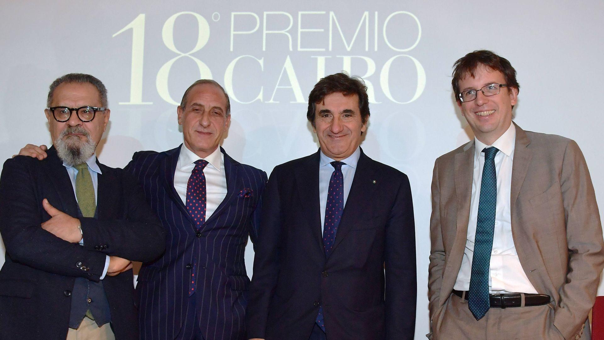 Premio Cairo per giovani talenti il 23 ottobre a Palazzo Reale a Milano
