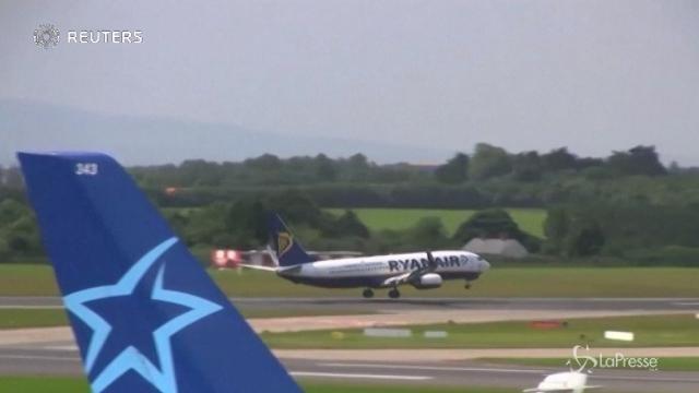 Ryanair taglia i voli fino a marzo 2018