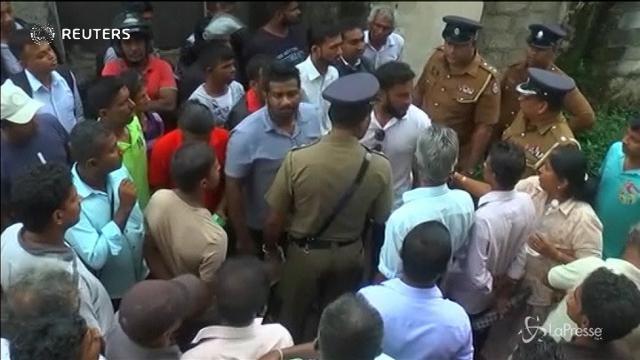 Rohingya cacciati da una casa di sicurezza in Sri Lanka