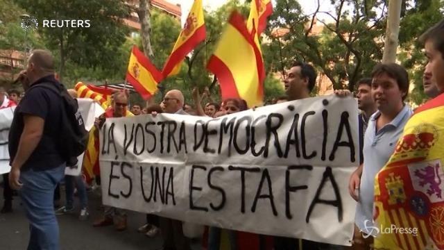 Catalogna: nuovo attacco a Madrid